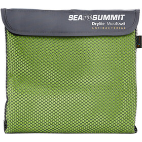 Sea to Summit Drylite Toalla Antibacteriana XL, lime